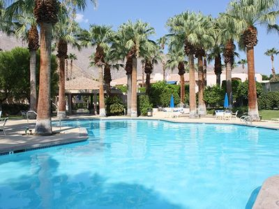 Photo for Relaxing Palm Springs Getaway in a Convenient Central Location