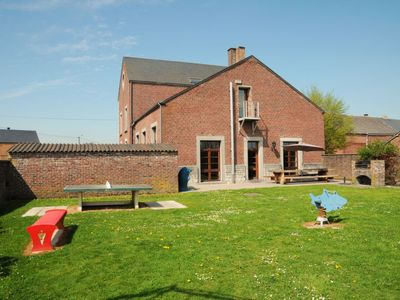 Photo for Vacation home Récréation in Somme-Leuze - 30 persons, 9 bedrooms