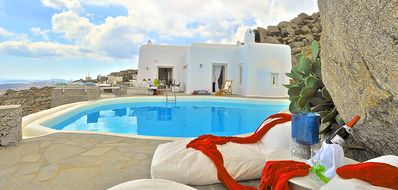Photo for Villa Aether in Mykonos with private pool