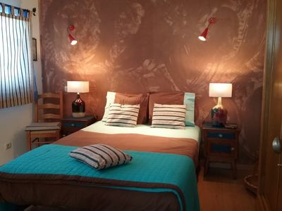 Photo for Manta Rota beach B&B room en suite in a villa with exclusive pool and garden