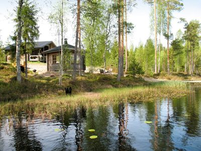 Photo for Vacation home Ainola (FIJ071) in Tuusniemi - 4 persons, 1 bedrooms