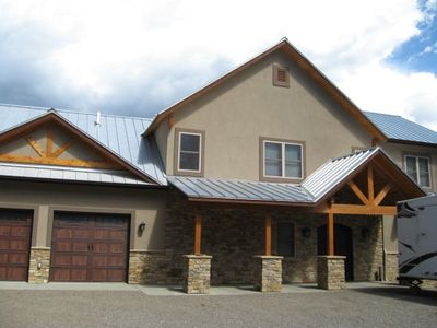 Photo for Casa Del Colorado: 6 BR / 5 BA executive home in Pagosa Springs, Sleeps 14