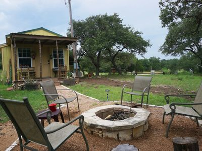 Photo for Secluded Pet Friendly Tiny House - 5.4 miles to the Wimberley Square!
