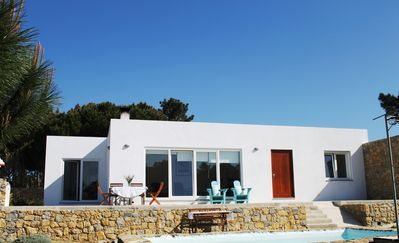 Photo for GREAT CONTEMPORARY VILLA WITH SWIMMING POOL IN HARMONY WITH NATURE