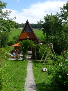 Photo for Sunny house in holiday Jägerwiesen am See, Waldkirchen in a quiet location