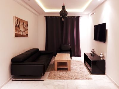 Photo for Modern apartment in the heart of Marrakech, Gueliz