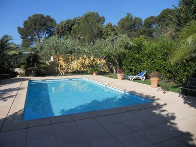 Photo for Villa with private pool La Motte in Provence