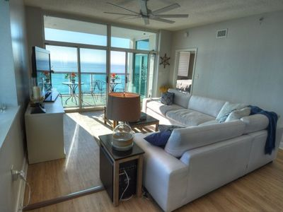 Photo for Crescent Keyes - PH 2 Gorgeous 3 bedroom condo with a breathtaking view of the ocean!