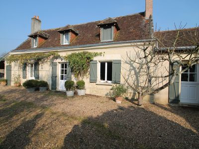 Photo for Beautiful house in the country of Ronsard