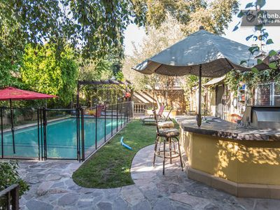 Photo for Beautiful spacious house with best pool for kids in the valley !