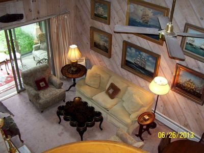 Photo for Relax In Manchester - Minutes Away From Shopping, Skiing, Sightseeing, Antiquing