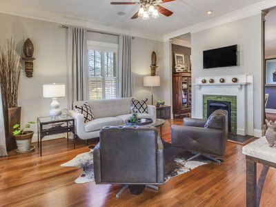 Photo for 1920's Bungalow by Atlanta Luxury Rentals