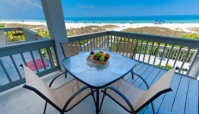 Photo for Beach front condo with incredible views! Reserve this fall and save!