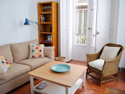 Photo for Charming apartment in the center of Malaga