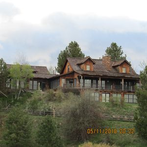 Groovy Riverside Ranch The Most Beautiful View In Idaho Mccall Download Free Architecture Designs Grimeyleaguecom