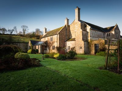 Photo for Breathtaking Manor House in the heart of Devon, sleeps 10