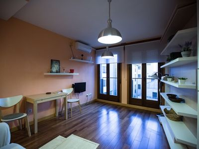 Photo for Apartment 150 m from the center of Salamanca with Internet, Air conditioning, Lift, Washing machine (441621)