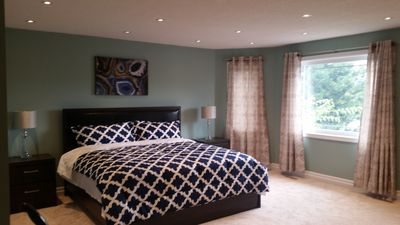 Photo for 4BR House Vacation Rental in Mississauga, ON