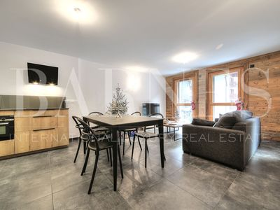 Photo for The IRIS apartment located in the heart of Chamonix is composed of two rooms