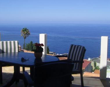 Photo for Holiday villa with panoramic views on the Atlantic, off the tourist population c