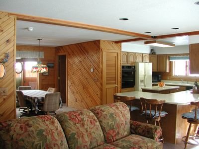 Cabin 23 - Kitchen & Dining Room