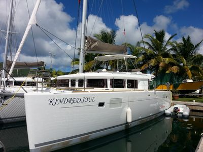 Sail on Kindred Soul in the Beautiful BVI's!