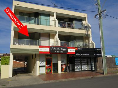 Photo for OCEAN VIEW 2 - AIRCONDITIONED & VIEWS AND EASY WALKING DISTANCE