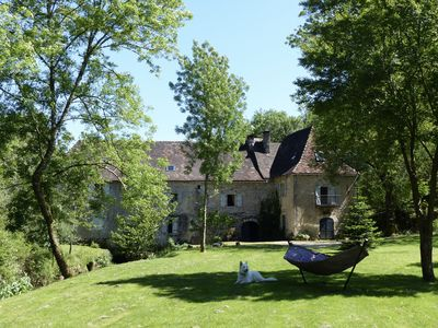 Photo for An idyllic Watermill set in an amazing location near Rocamdour