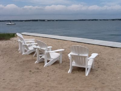 Photo for Westhampton Beach - Waterfront -Steps to ocean  9/17-9/30th discounted
