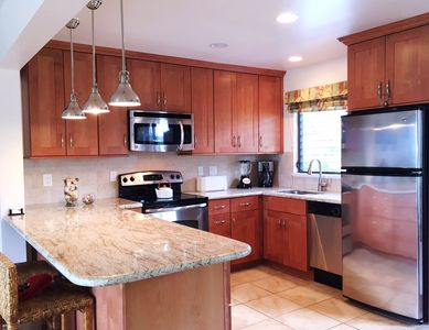 Photo for The Perfect Kauai Getaway ~ Newly Renovated Kitchen & Bathrooms ~ Ocean Bluff