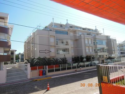 Photo for Ample Apt (new) 300m from the beach, with Air in all rooms and Game Room.