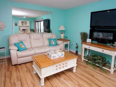 Photo for The Ocean Bridge Building 3 #B13, Lovely 2 Bedroom Condo with Outdoor Swimming Pools