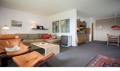 Photo for Cozy apartment very close to the ski area