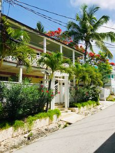 Historic Strawberry House -  At The Waterfront in Dunmore Town, Harbour Island