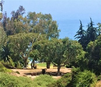 Photo for 2 bedroom/2 bath - ocean view; walk to beach, pier and downtown!