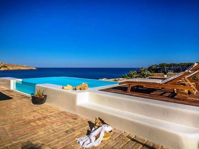 Photo for Stunning Villa Artemis Two to rent in Mykonos (Greece) by My Rental Homes