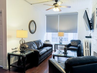 Photo for Chelsea - 2 Bedroom 2 Bathroom Residence - 900 Square ft. Sleeps 6