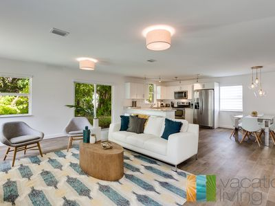 Photo for SOMI House 2: 4  BR, 3  BA House in South Miami, Sleeps 10