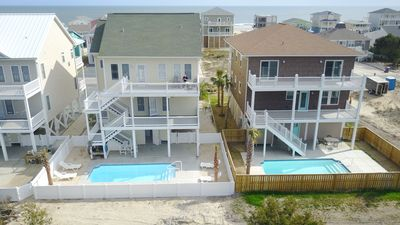 Photo for SHORT WALK TO BEACH 200 YARDS AWAY.  FISHING, SURFING, BOATING, MUSEUMS,