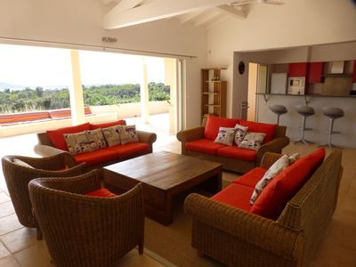 Photo for for rent villa south corsica