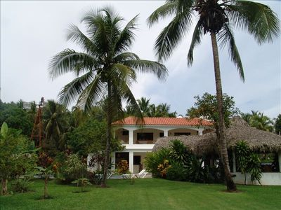 Photo for Secluded, Tranquility, Caribbean Paradise, Villa Cocos Y Locos