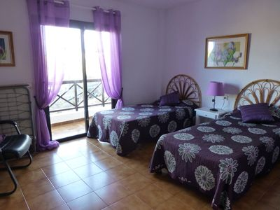 Photo for Parque Albatros, one bedroom apartment on 1st floor