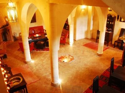 Photo for Villa Allun, charming mansion in the Medina of Essaouira