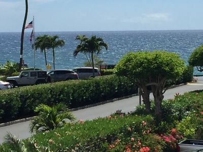 Photo for FANTASTIC FALL SPECIAL  Full Ocean view,9-211   2 balconies Completely remodeled