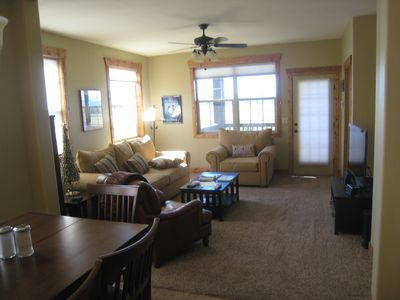 Photo for Fully equipped 3 bedroom condo! Grand Targhee Skiing & Snow Machine Home base
