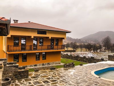 Photo for Traditional Rural Villa With Tavern And Fireplace