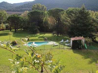Photo for 6km to Lamalou-les-Bains, Rare, Special, Pool, Park, Pet Friendly