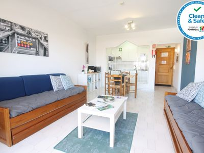 Photo for R&P Albufeira Apartment,w/ pool, Wi-Fi and sea views!