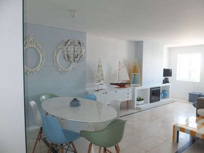 """Photo for The Seagull Beach House - 3 bedrooms - """"Direct view to the beach"""""""