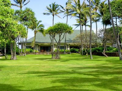 Photo for Private Ocean Villa at Turtle Bay Resort, just steps from the beach!